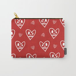 Zombie Hearts Carry-All Pouch