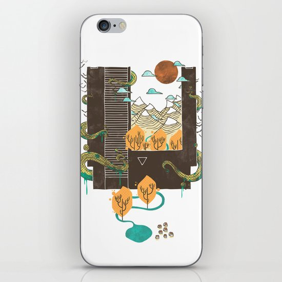 A World Within iPhone Skin