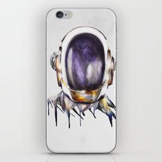 One More Time iPhone & iPod Skin