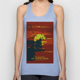 HUNCHBACK OF NOTRE DAME Unisex Tank Top