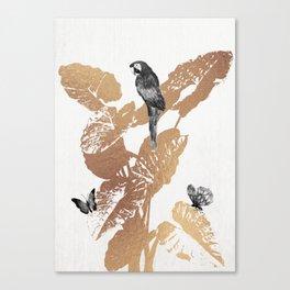 Fluttering Nature II Canvas Print