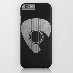 Strum... (White on Black) iPhone 6 Slim Case