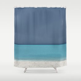 An Imminent Storm Shower Curtain