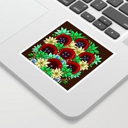 Christmas Artwork #12 (2019) Sticker