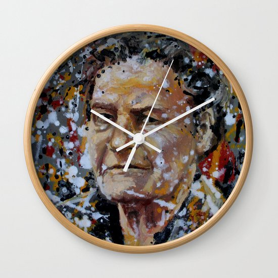 Elizabeth Anscombe Wall Clock