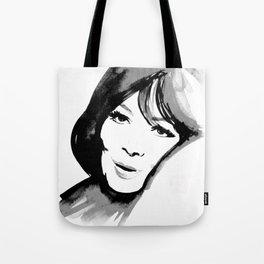 juliette greco Tote Bag