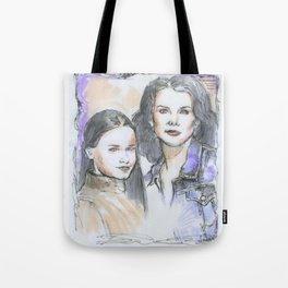 Lorelai & Rory Tote Bag