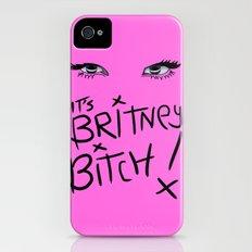 Britney Spears Eyes Slim Case iPhone (4, 4s)