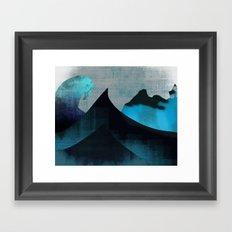 Hostile Environment Framed Art Print