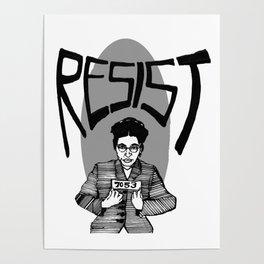 Resist Rosa Parks Poster