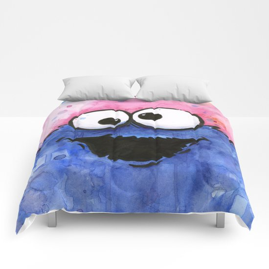 Cookie Monster Comforters
