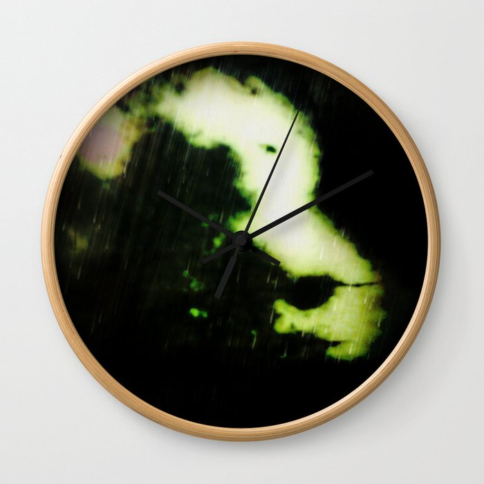 Focus MASS Wall Clock