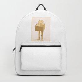 Box Boy Backpack