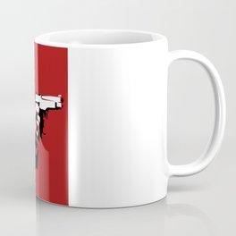 I Will Not Hesitate Coffee Mug
