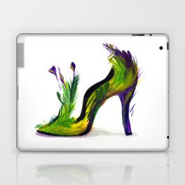 Feathered Heel Laptop & iPad Skin