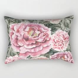 Summer Garden II Rectangular Pillow
