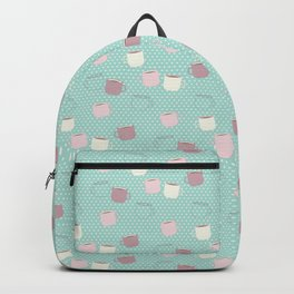 Coffee and Cookies (Secondary Pattern) Backpack
