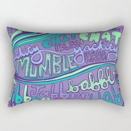 BIG MOUTH Rectangular Pillow