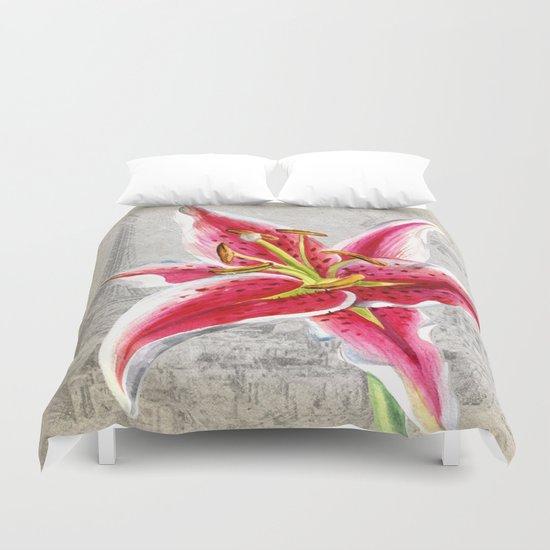 Macro Flower #2 Duvet Cover