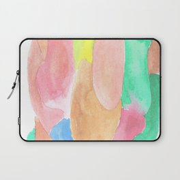 171013 Invaded Space 15  abstract shapes art design  abstract shapes art design colour Laptop Sleeve