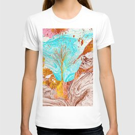 Golden Tree T-shirt