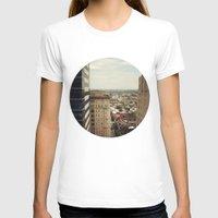 philadelphia T-shirts featuring Philadelphia  by Kameron Elisabeth