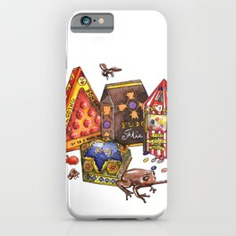 Wizarding World Candy iPhone Case