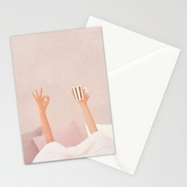Morning Coffee II Stationery Cards