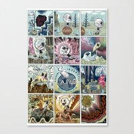 Teat~Pee Canvas Print