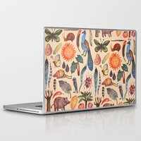 tropical Laptop & iPad Skins featuring Tropical by Vladimir Stankovic