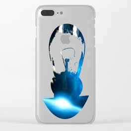 To Strike a Spark Clear iPhone Case