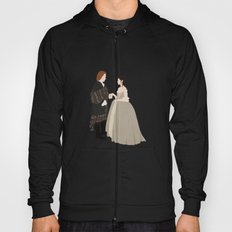 Outlander, Jamie and Claire Hoody