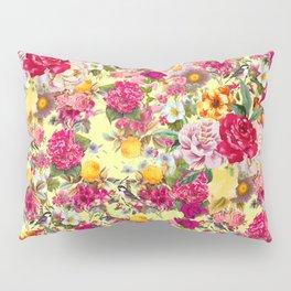 Botanic Pattern Pillow Sham