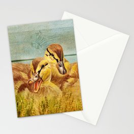 Wild Ducklings Stationery Cards