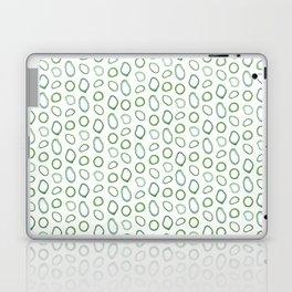 Onion rings pattern Laptop & iPad Skin