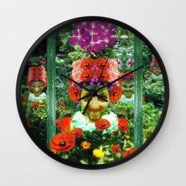 Munchkins of Oz Wall Clock