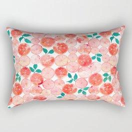 Summer fruit Rectangular Pillow