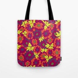 Rooftop Garden-Violeta Tote Bag