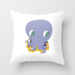 Pulpito Throw Pillow