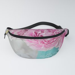 Peony Afternoon 3 Fanny Pack