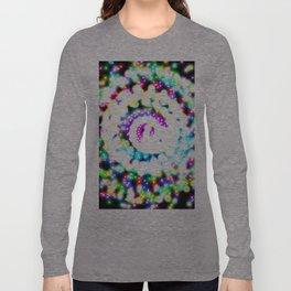 Starbright Glow Galaxy Long Sleeve T-shirt