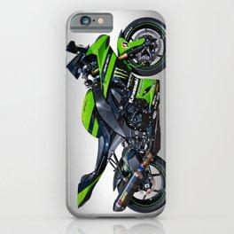 Kawasaki Motorbike iPhone Case