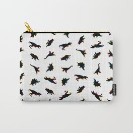 Dinosaur CMYK Carry-All Pouch