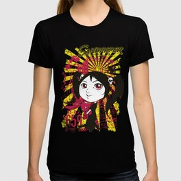 Sandpaper T-shirt