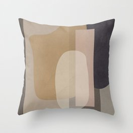 Abstract Geometric Art 51 Throw Pillow
