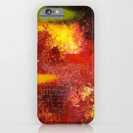 Crimson Skies iPhone Case