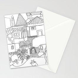Garden Of Malaga Stationery Cards