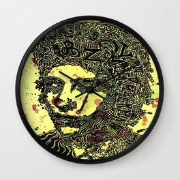 Bob Dylan #4 Wall Clock