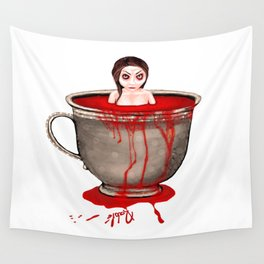 Cup of Blood Wall Tapestry