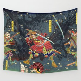 Bravery-Beauty Wall Tapestry